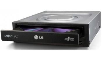 LG DVD+/-RW/ -RAM GH24NSD1 24x, SATA