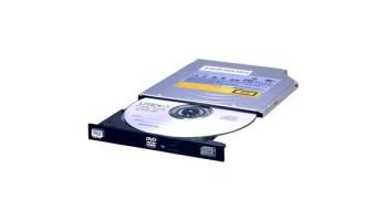 Lite-On interná slim DVD napaľovačka pre notebooky, SATA, bulk, čierna