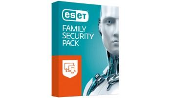 ESET Family Security Pack pre 4 zariadenia / 18 mesiacov BOX