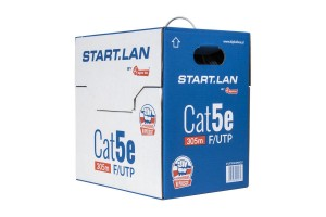 Digitalbox START.LAN FTP cat. 5e 305m 100% CU cable 155MHz (predaj na metre)