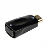 Gembird redukce HDMI-A(M)->VGA(F) + Audio
