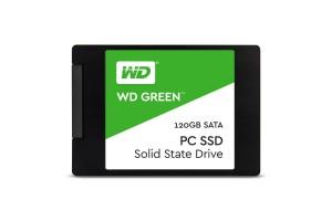 WD Green 120GB SSD SATA3, WDS120G1G0A