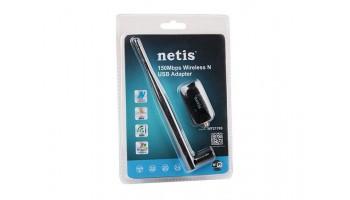 WiFi USB adaptér Netis WF-2119S Mini, 150 Mbps, 1 odnímateľná anténa 5dB